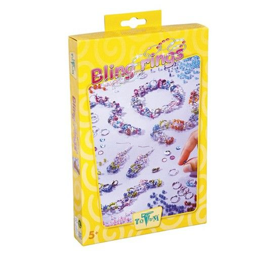 Hobbydoos Bling Rings
