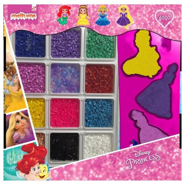 Disney Princess Strijkkralen (6000)