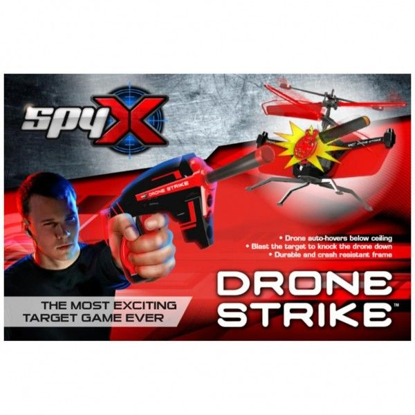 Spion SpyX Drone Strike