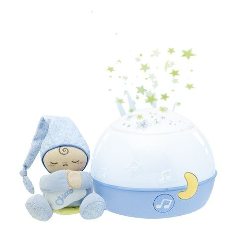 Chicco projector Goodnight Stars jongens blauw 28x21x18,5 cm