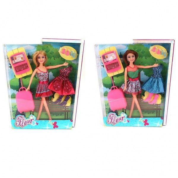Pop Fleur Fashion Set