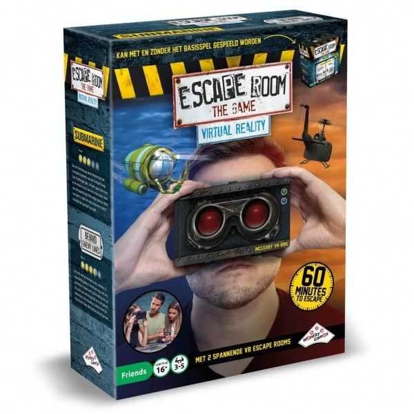 Escape Room The Game: Virtual Reality editie