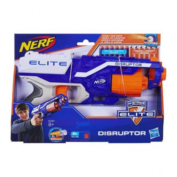 Nerf N-Strike Elite Disruptor