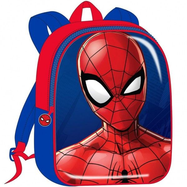 Spiderman Rugzak Junior 3D