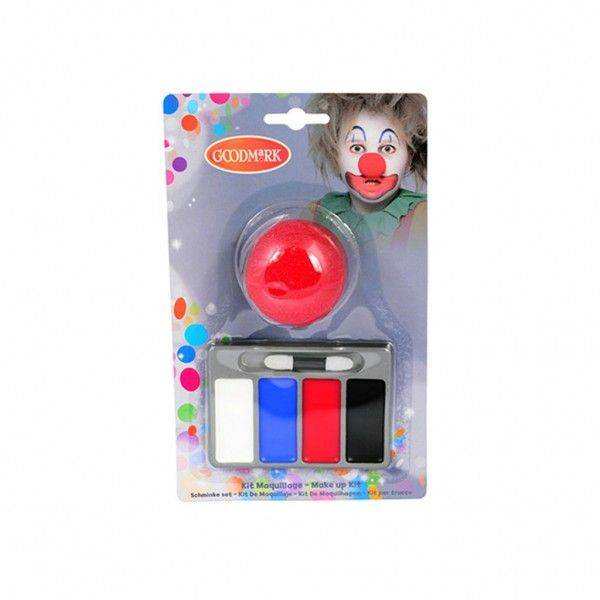 Schmink Set Clown