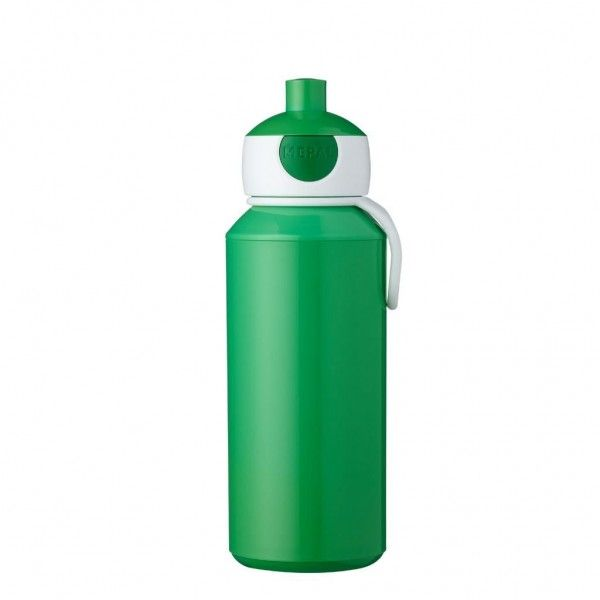 Drinkfles Pop-Up Groen 400 ml
