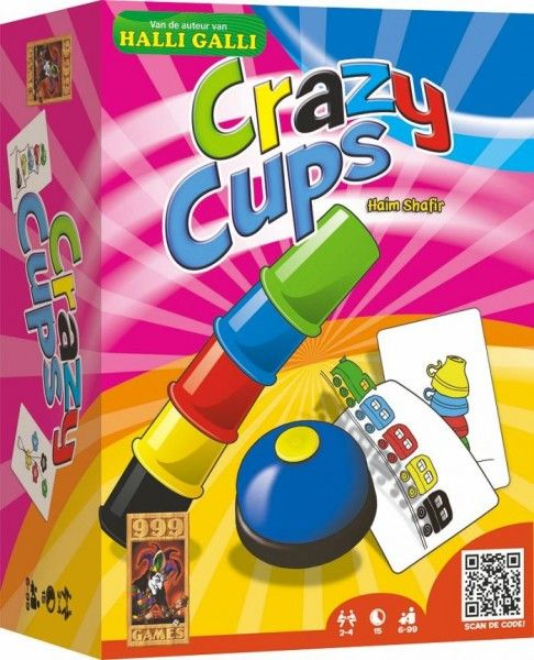 Halli Galli Crazy Cups