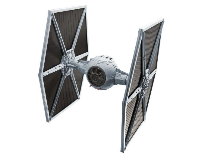 6686 Revell Tie Fighter