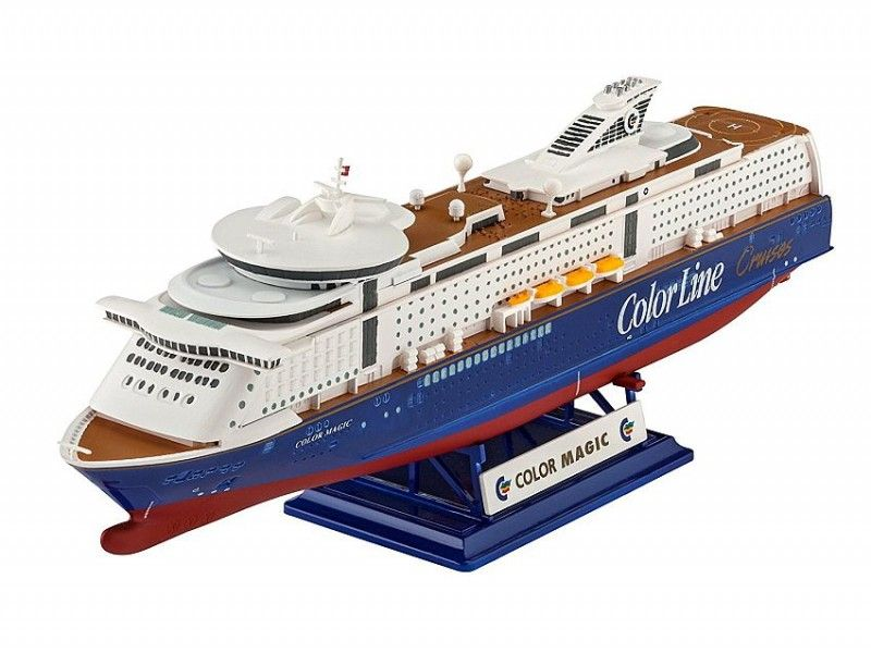 65818 Revell Modelset M/S Color Magic