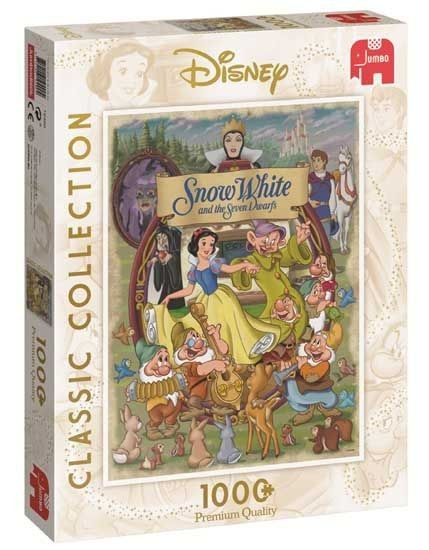 Jumbo Puzzel Disney Classic Collection Sneeuwwitje (1000)