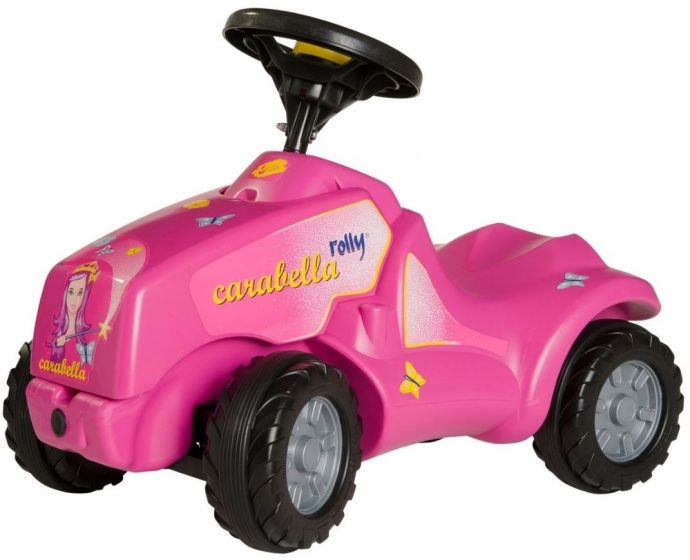 Rolly Toys looptractor RollyMinitrac Carabella meisjes roze