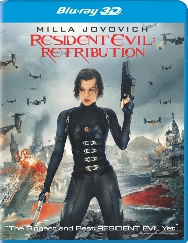 Resident Evil Retribution 3D
