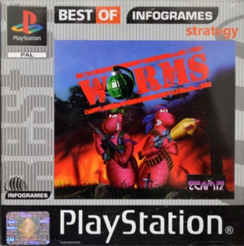 Worms (best of infogrames)