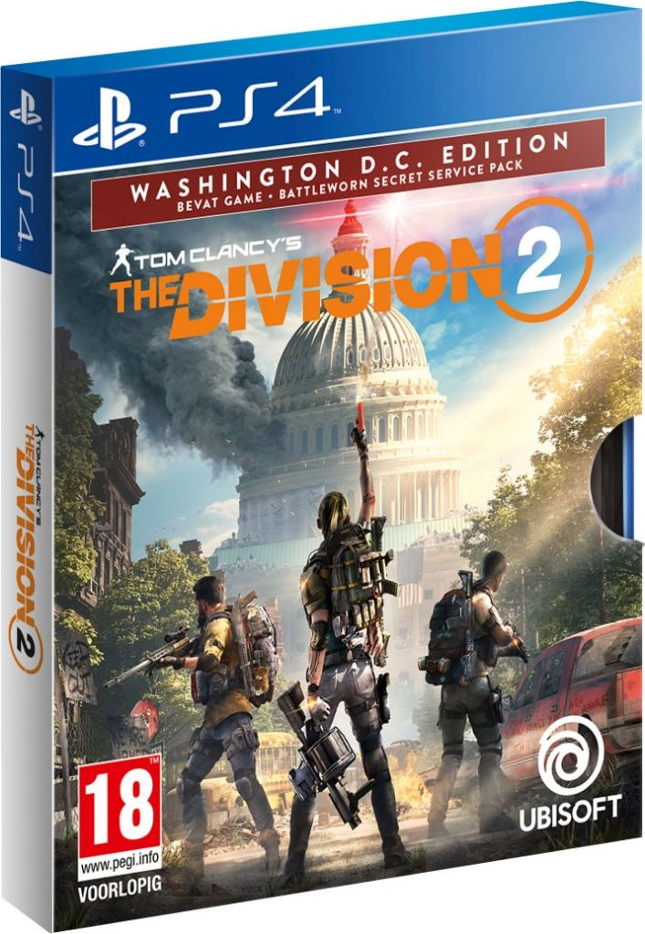 The Division 2 Washington DC Edition
