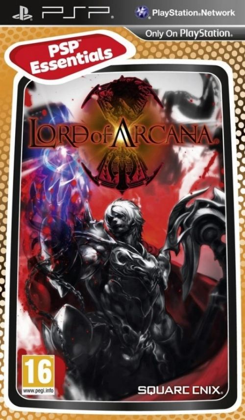 Lord of Arcana (essentials)