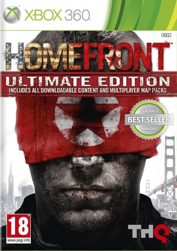 Homefront Ultimate Edition (classics)