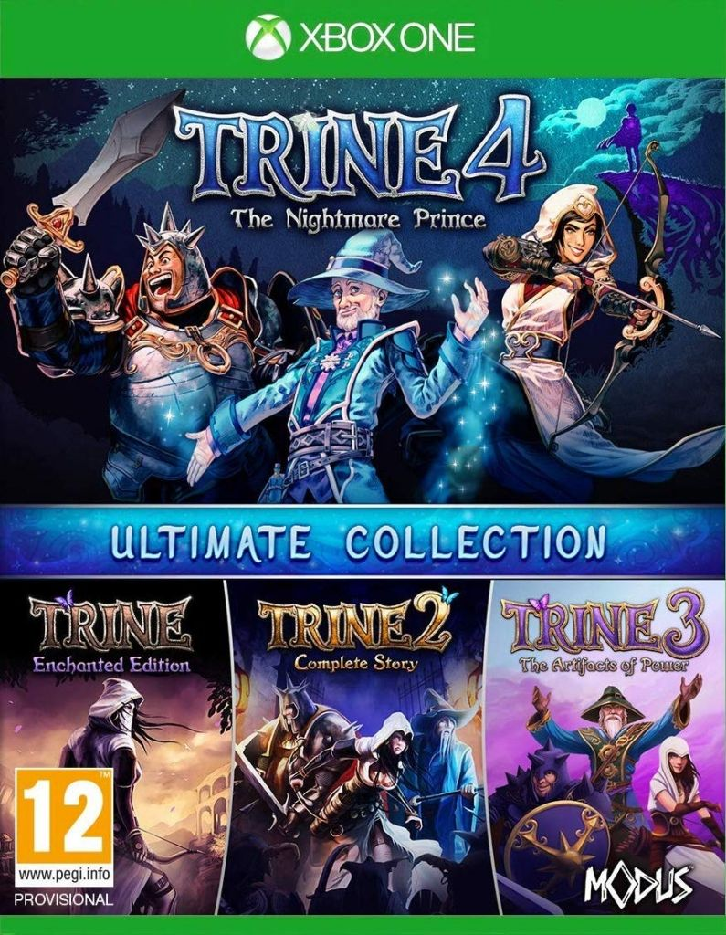 Trine 4 The Ultimate Collection