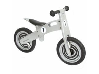 Simply for Kids Loopfiets Silver