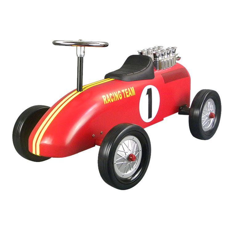 Retro Roller Race Loopauto Niki