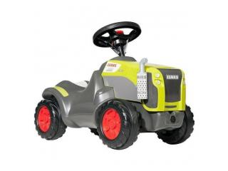 Rolly Toys looptractor RollyMinitrac Claas Xerion junior grijs