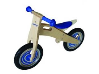 Simply for Kids Loopfiets Blauw