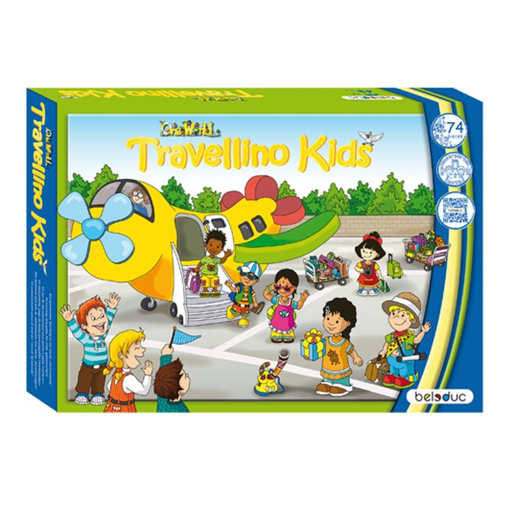 Travellino Kids Spel