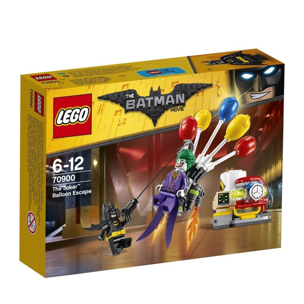 LEGO 70900 Batman Movie The Joker